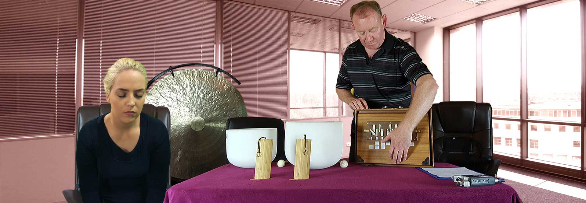Positive Feedback from clients is proof that Sound healing works