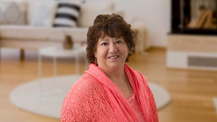Co-founder Patricia Hesnan is a professional therapist at the Oisin Healing Clinic in Ireland